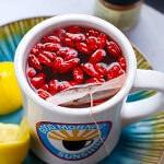 Рецепт Чай на ягодах годжи