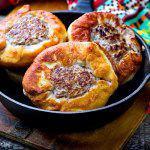 Рецепт Рецепт беляшей с мясом