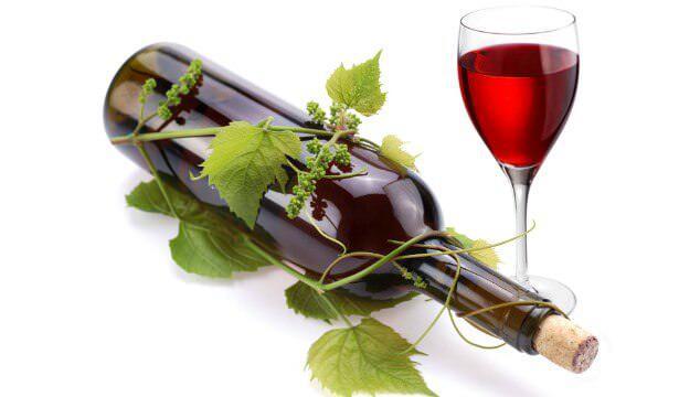 На фото Почему вино и спорт влияют на организм одинаково