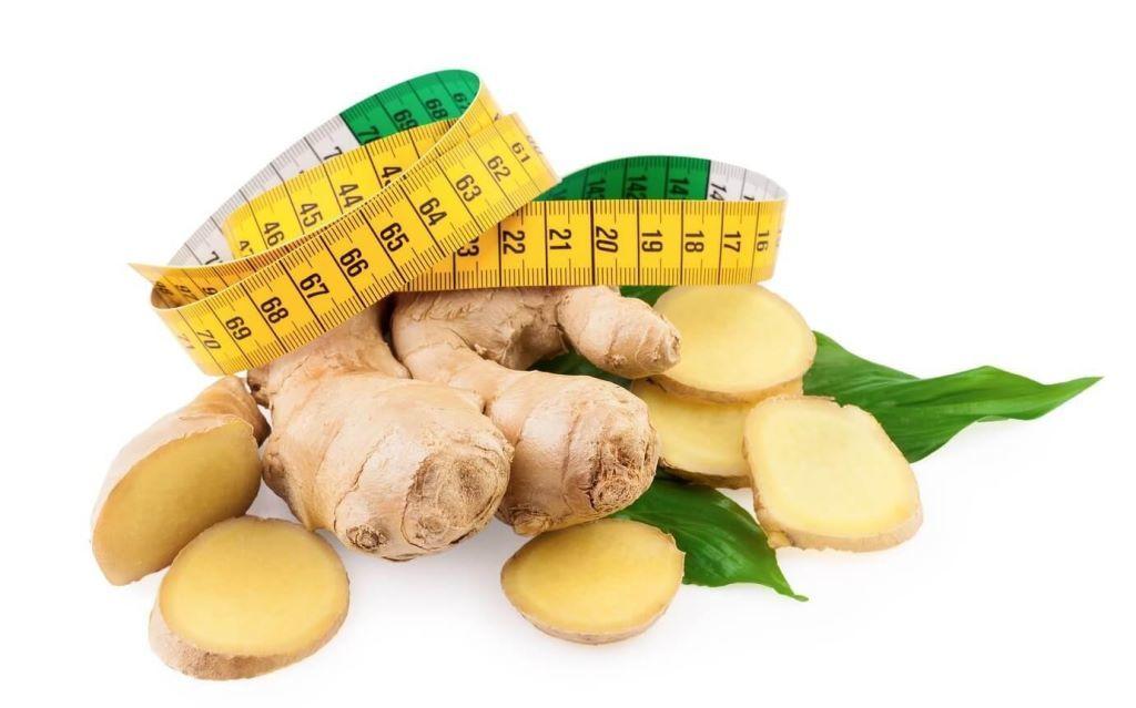 Как похудеть при имбирем