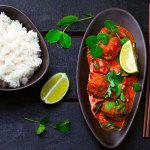 Рецепт Рыбные тефтели в остром соусе
