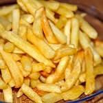 Рецепт Картофель фри в микроволновке