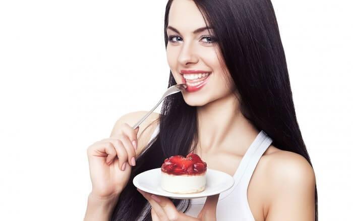 На фото Здоровое питание: чем заменить сладости