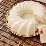 Рецепт Легкий творожно-ананасовый десерт