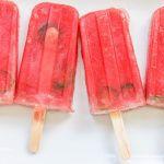 Рецепт Пикантное арбузно-томатное мороженое
