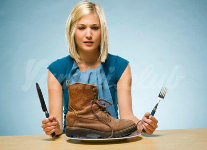На фото Приемы, обманывающие голод