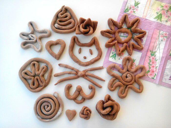 На фото Ржаное печенье с медом (веганское, постное) by Yummi.club