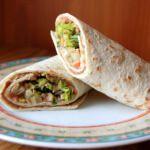 Рецепт Роллы с салатом из тунца