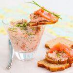 Рецепт Мусс из лосося