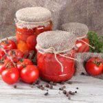 Рецепт Быстрые маринованные помидоры