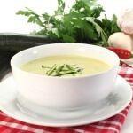 Рецепт Сливочный суп из кабачков
