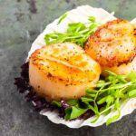 Рецепт Жареные морские гребешки