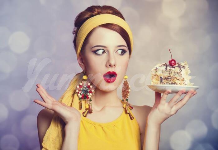 На фото Как сохранить вес после диеты