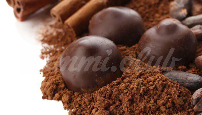 На фото А вы знали что какао не только восхитительно вкусно но и полезно?