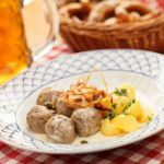 Рецепт Мясные фрикадельки по-немецки