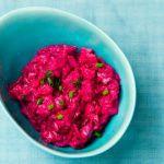 Рецепт Салат из свеклы и сельди с майонезом