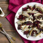 Рецепт Осенний салат из свеклы и яблок