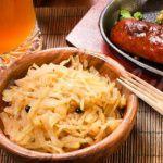 Рецепт Немецкий салат из капусты