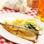 Рецепт Рыбная закуска к пиву