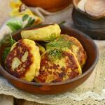 Рецепт Картопляники с мясным фаршем