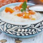 Рецепт Тыквенная каша с рисом