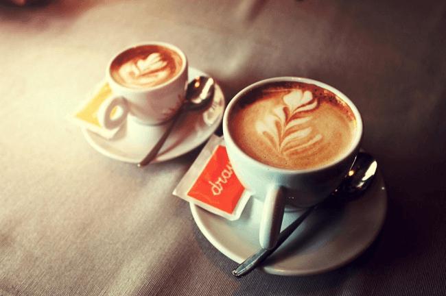 На фото «Магический кофе»