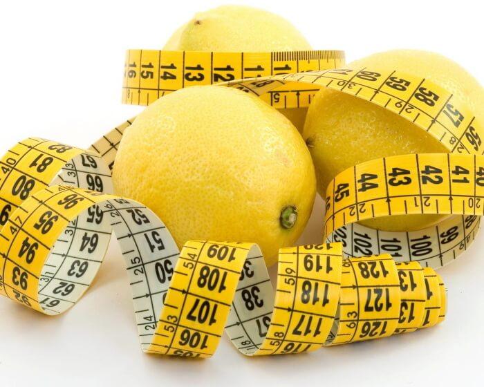 На фото Лимонная диета: худеем и укрепляем иммунитет
