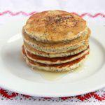 Рецепт Оладьи с маком и лимонной цедрой