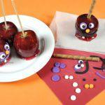 Рецепт Яблоки в карамели