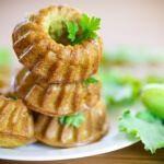 Рецепт Сладкие кабачковые кексы