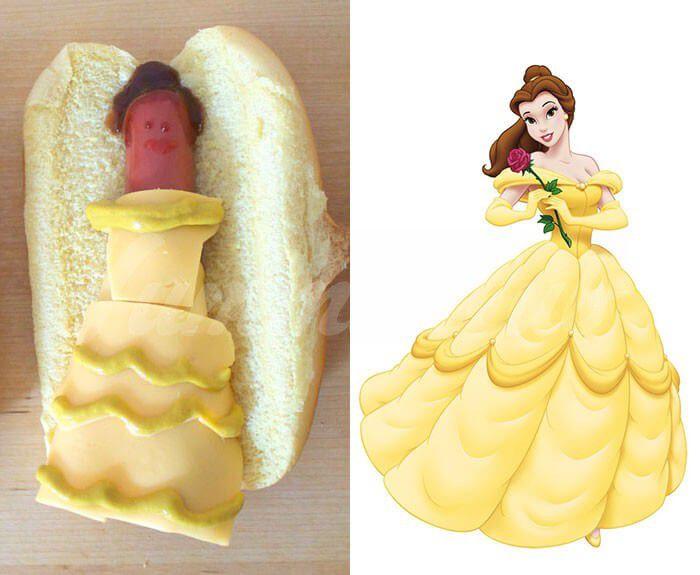 hot-dogi-v-vide-disneevskih-printsess-3