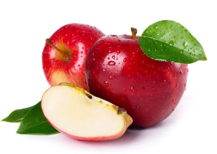 На фото Знайте чем яблоки так полезны для здоровья!