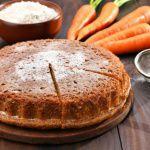 Рецепт Пряный морковный пирог