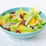 Рецепт Апельсиновый салат с орехом пекан