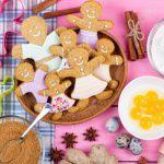Рецепт Имбирное печенье от Джейми Оливера