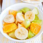 Рецепт Фруктовый салат на завтрак