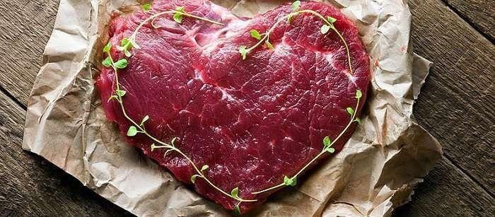На фото Как изменится ваша жизнь, если вы откажетесь от мяса
