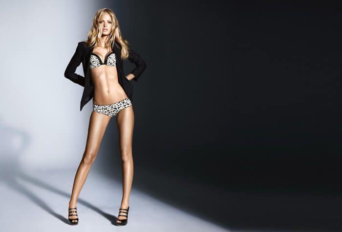 На фото Модельная диета: как эффективно похудеть за три дня