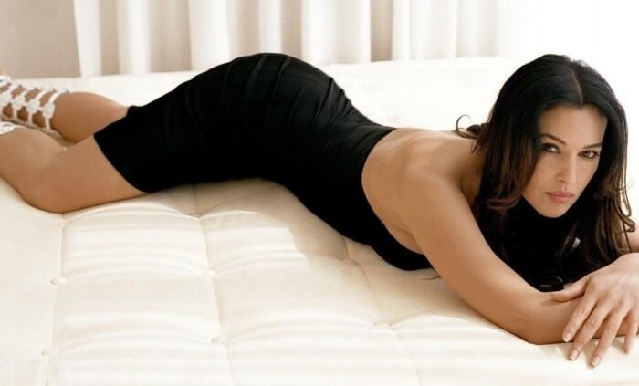 На фото Звездная диета Моники Беллуччи: как похудеть на спагетти