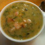 Рецепт Гороховый суп вегетарианский