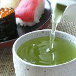 Какие напитки подают к суши?
