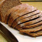 Рецепт Бездрожжевой хлеб из ржаной муки