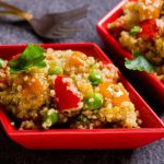 Рецепт Киноа с овощами