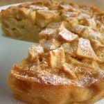 Рецепт Постный яблочный пирог