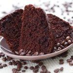 Постный кофейный пирог в мультиварке