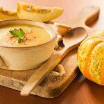 Рецепт Карибский суп с тыквой