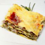Рецепт Лазанья без мяса