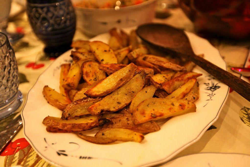 Картошка по мексикански рецепт с фото