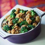 Рецепт Паста с индейкой и брокколи