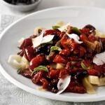 Рецепт Паста с овощами